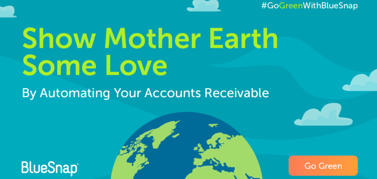 Save the Planet — Automate Your Accounts Receivable [Infographic]